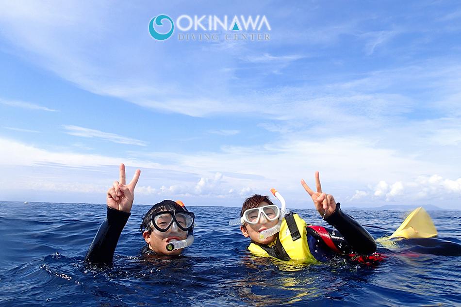 沖縄 シュノーケル
