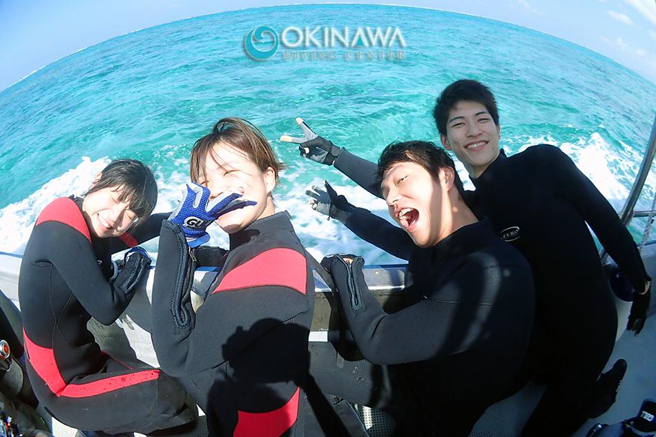 サンゴ養殖場体験ダイビング