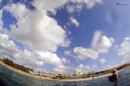 沖縄本島 ダイビング!