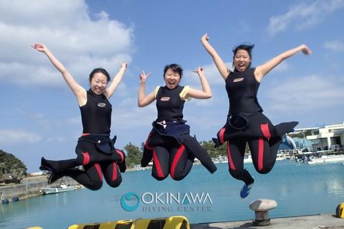 ダイビング 沖縄