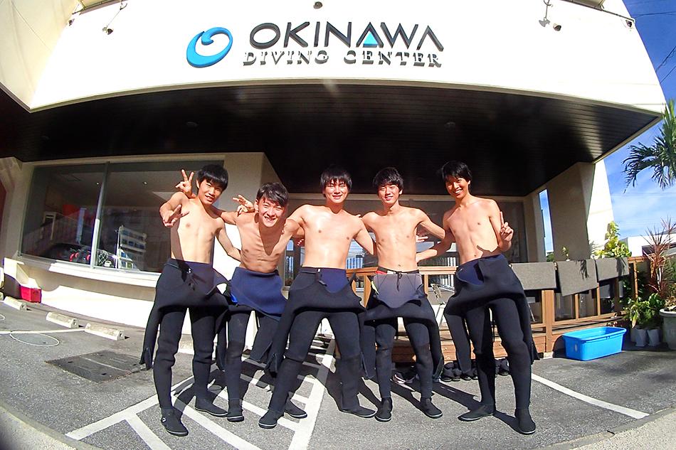 青の洞窟 体験ダイビング!
